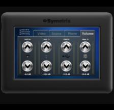 Symetrix T-5 TOUCHSCREEN