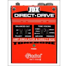 Radial Engineering JDX DIRECT DRIVE