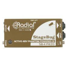 Radial Engineering STAGEBUG SB-4